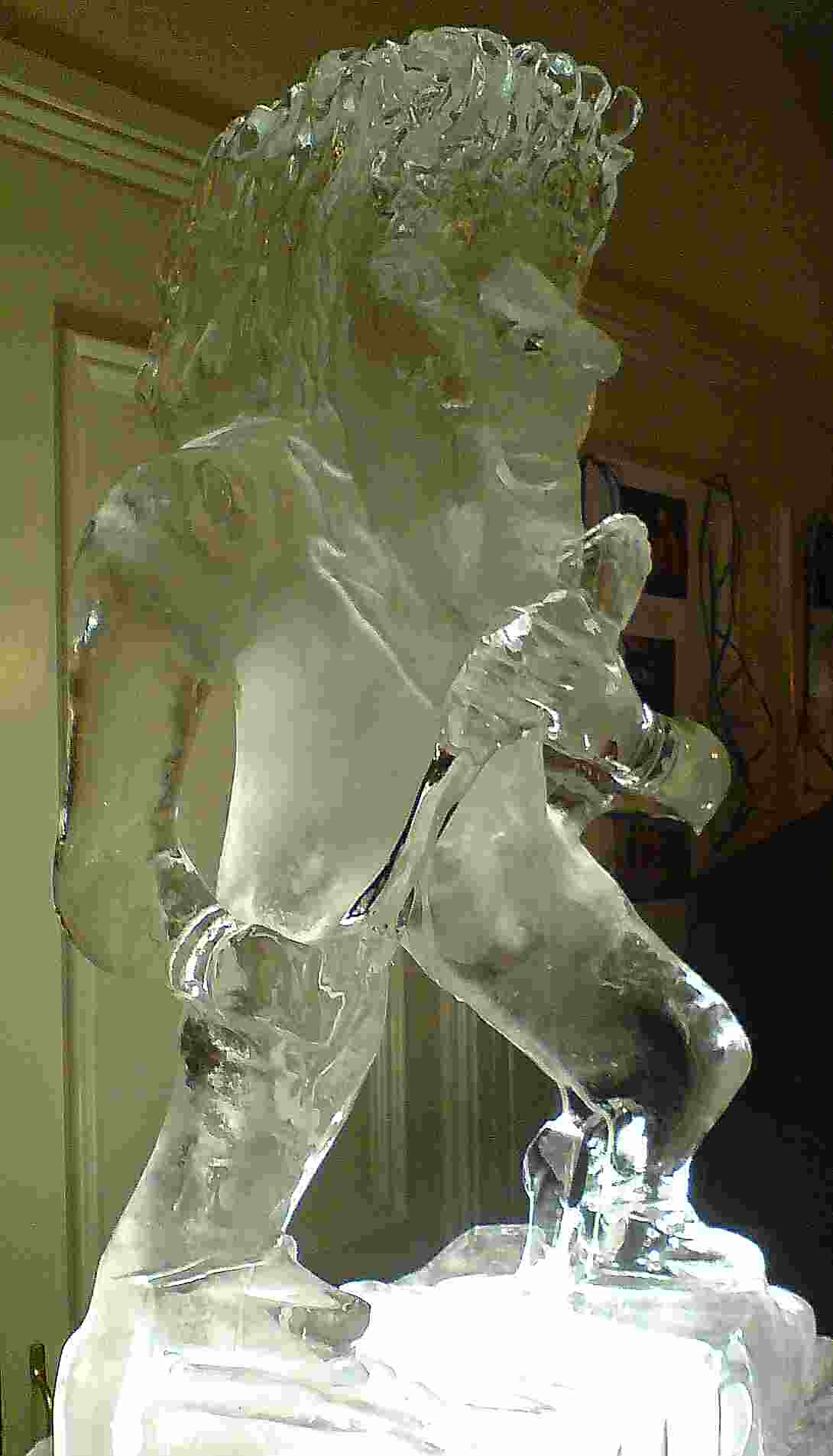 Crystal Ice Sculptures Ice Sculptures For Dorset Wiltshire And Hampshire